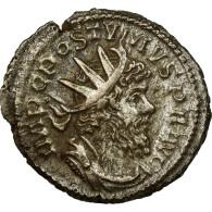Monnaie, Antoninien, SUP, Billon, Cohen:350 - 5. L'Anarchie Militaire (235 à 284)