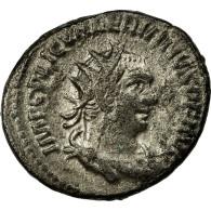 Monnaie, Valérien I, Antoninien, TTB, Billon, Cohen:276 - 5. L'Anarchie Militaire (235 à 284)