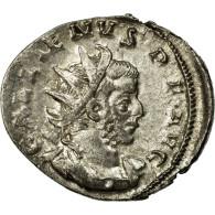 Monnaie, Gallien, Antoninien, TTB, Billon, Cohen:308 - 5. L'Anarchie Militaire (235 à 284)