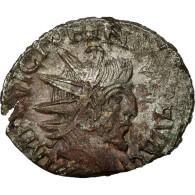 Monnaie, Victorin, Antoninien, TTB, Billon, Cohen:36 - 5. L'Anarchie Militaire (235 à 284)