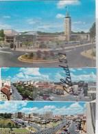Lot De 3 CPM ;Nairobi :Khoia Mosque /Nairobi:Multivues/Parliament Buildings, - Kenia