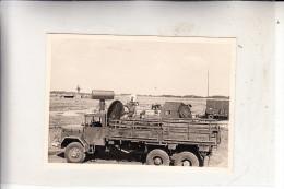 MILITÄR - Bundeswehr - LKW & Ausrüstung, Photo 7,3 X 10,3 Cm - Ausrüstung