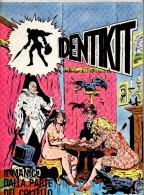 IDENTIKIT N°4  IL MANICO DALLA PARTE DEL COLTELLO - Libri, Riviste, Fumetti