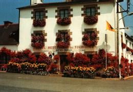 CPM  (22)      SAINT-GILLES-VIEUX-MARCHE  -   Hôtel Des Touristes - Saint-Gilles-Vieux-Marché