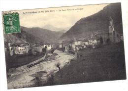 L´èscarène Le Pont Vieux Le Paillon Cpa 06 Alpes Maritimes CARTE POSTALE ANCIENNE - L'Escarène