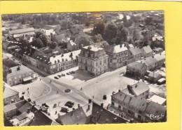 CPSM  - FERE CHAMPENOISE - La Place Clémenceau  - Combier 223-05 A - Pargny Sur Saulx