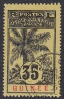 N° 41 - O - - French Guinea (1892-1944)