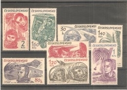 Serie Nº 1331/8 Checoslovaquia - Astrología