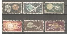 Serie Nº 1268/73  Checoslovaquia - Astrología