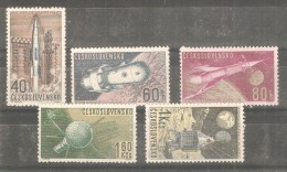 Serie Nº 1209/13  Checoslovaquia - Astrología