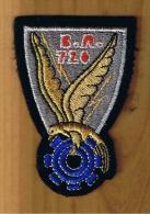 Ecusson Patch Air BASE ECOLE Sigle BA 726 BASE AERIENNE NIMES