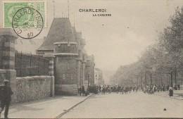 Belgique : CHARLEROI  La Caserne - Charleroi