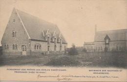 Belgique : Pensionnat Des Frères Des Ecoles Chrétiennes  FROYENNES (près Tournai) Batiment Des Machines Et Boulangerie - Tournai