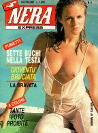 NERA EXPRESS N°6  SETTE BUCHI NELLA TESTA - Libri, Riviste, Fumetti