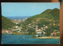CPM Guadeloupe LES SAINTES Vue De Terre De Haut - Guadeloupe