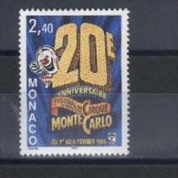 TIMBRE   MONACO   N° 2026   Neuf ** - Monaco