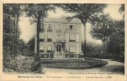 Essonne - Ref - P38 -   Morsang Sur Orge - Parc Beausejour - La Chevrette - Avenue Beausite -  Carte Bon  Etat - - Morsang Sur Orge