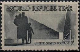 ETATS-UNIS USA 683 ** MNH Année Mondiale Du Réfugié Refugee - Rifugiati