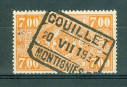 "BELGIE - OBP Nr TR 159 - Cachet  ""COUILLET-MONTIGNIES""  - (ref. 3556) - 1923-1941"