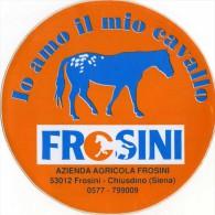 ADESIVO-SIENA-CHIUSDINO-A ZIENDA AGRICOLA FROSINI - Aufkleber