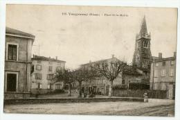 CPA Rhône - 69 - VAUGNERAY - Francia