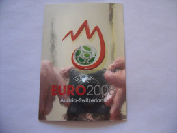 FIGURINA PANINI CALCIATORI EURO 2008 NUOVA N.4 AUSTRIA SVIZZERA - Panini