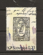 Slovenia  2009,MI. NO. 707,90 YEARS OF SLOVENIAN STAMPS,,MNH - Eslovenia