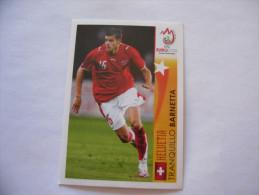 FIGURINA PANINI CALCIATORI EURO 2008 NUOVA N.491 BARNETA - Edizione Italiana