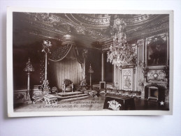 Fontainebleau (77) Le Chateau Salle Du Trone (2 Scann) - Fontainebleau