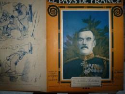 1916 LPDF: Thiaumont;Dompierre;Curlu ;Suplice Du Poteau; ITALIENS;RUSSES;Galiko;GRECE (Poros-le-Haut);Prince De MONACO - Français