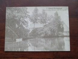GHEEL-KEVERMONT Watermolen (1) ( Uitgave Sint Dimpna En Gasthuis Museum / Zie Foto Voor Details ) !! - Geel