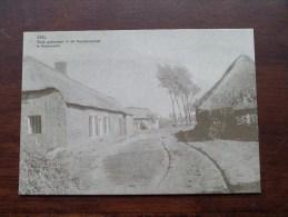 Oude Gebouwen In De Keulekarstraat Te Kievermont ( Uitgave Sint Dimpna En Gasthuis Museum / Zie Foto Voor Details ) !! - Geel
