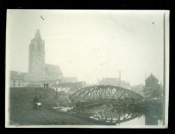 Audenarde  Audenaerde  Oudenaarde :  Photo  Foto 18 X 13 Cm -  Oorlog  Guerre - Oudenaarde