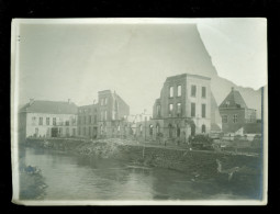 Audenarde  Audenaerde  Oudenaarde :  Photo  Foto 18 X 13 Cm -  Oorlog  Guerre ( Witte Vlek Zit In De Cliché ) - Oudenaarde