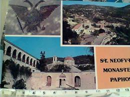 NICOSIA  CIPRO  ST NEOFYTOS  MONASTERY PAPHOS N1980 EM8643 - Cipro