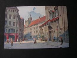 == DR Polen Schlesien Breslau 1912 - Lettres & Documents