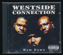 """Rap, Hip Hop : WESTSIDE CONNECTION """"Bow Down"""" (1996) 13 Titres, Virgin - Rap & Hip Hop"""
