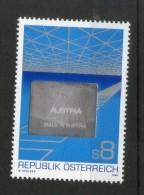 Austria 1988 Exports Hologram Exotic Stamp Sc 1441 MNH # 4070 - Holograms