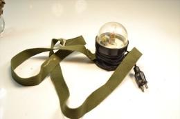 Signal lamp pour �quipage d�avion / bombardier M308B M308 M 308 B M308-B Anglais USAAF / RAF France Indochine