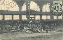 PARIS  JOURNEE DU 01 MAI 1906  UN COIN DE LA GALERIE DES MACHINES - France