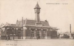 AULNAY-sous-BOIS  -  93 -   La Gare - Aulnay Sous Bois