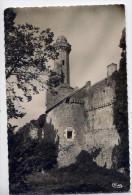 LE GRAND PRESSIGNY--1952--Les Remparts Et La Tour Vironne,cpsm 14 X 9 éd Combier--peu Courante--beau Cachet - Le Grand-Pressigny