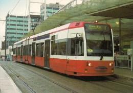 GRANDE-BRETAGNE : LONDRES-Sud Tramway  De CROYDON En Aout 2002 - Détails  2ème Scan - Tramways