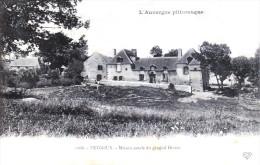 Les Châteaux En Auvergne - Environs De Manzat - Château De Veygoux - Maison Natale Du Général DESAIX - Très Beau Plan - Manzat