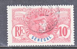 SENEGAL  61    (o) - Senegal (1887-1944)