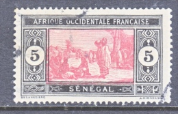 SENEGAL  83    (o) - Senegal (1887-1944)