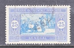 SENEGAL  91    (o) - Senegal (1887-1944)