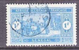 SENEGAL  113    (o) - Senegal (1887-1944)