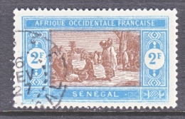 SENEGAL  120    (o) - Senegal (1887-1944)