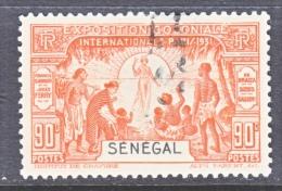 SENEGAL  140    (o)  EXPO. - Senegal (1887-1944)